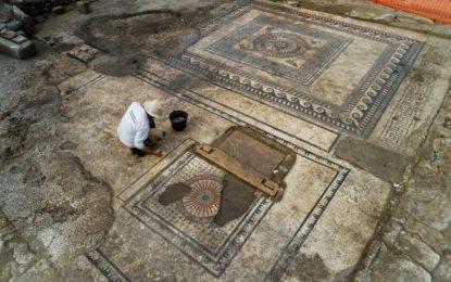 Arqueólogos acham cidade misteriosa do Império Romano em escavação na França
