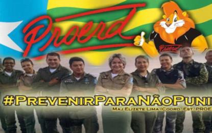 Coluna Major Elisete – PROERD transforma a vida de crianças e adolescentes no Piauí