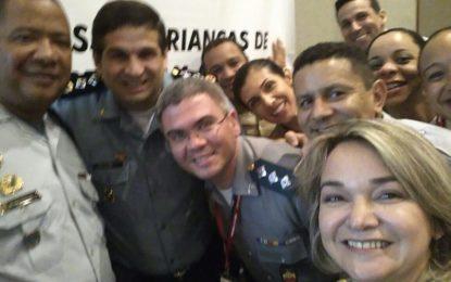 Coluna Major Elizete – PROERD/Piauí é destaque em encontro no Rio de Janeiro