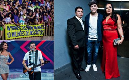Conheça a vida de Whindersson Nunes o youtuber mais famoso do Brasil