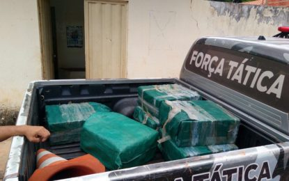 Polícia prende avião com cacoína em Barreiras do Piauí
