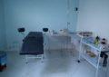 Hospital de Parnaguá está em reforma. População é atendida na secretaria de saúde.