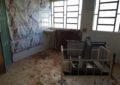 Hospital de Cristalândia está fechado e sucateado