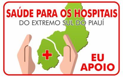 """Grupo de WhatsApp do Portal Fort Notícias cria """"Movimento Saúde Para os Hospitais"""" do Extremo Sul do Piauí"""