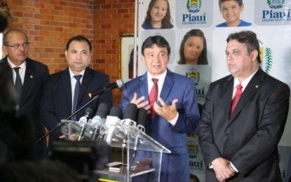 Wellington Dias diz que só vai decidir chapa majoritária em abril