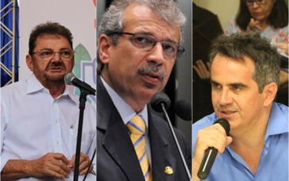 Pesquisa para o Senado: Wilson 24% e JVC e Ciro Nogueira 16%, cada