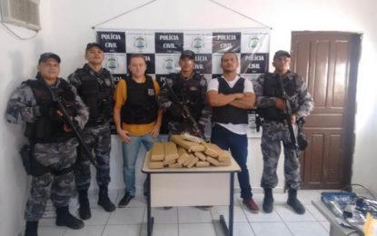 Batalhão de Bom Jesus divulga números da violência na microrregião